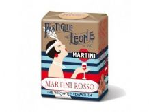 Leone Pastilles Martini Rosso Flavour Sweets 30g